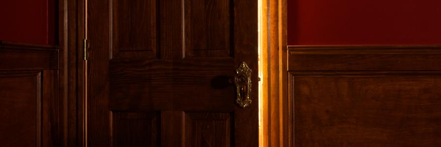 p drzwi
